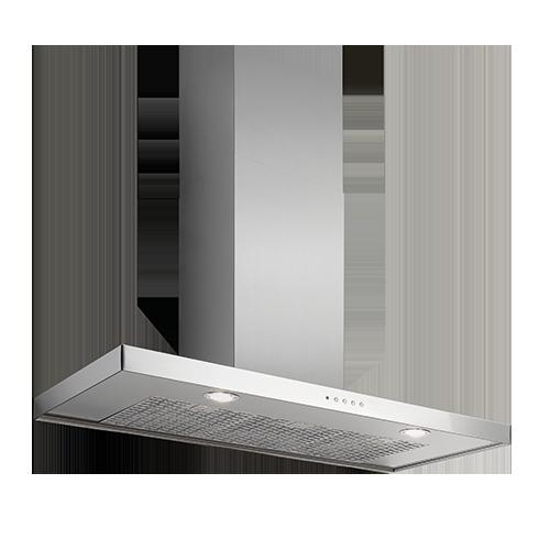 Cappa da cucina in acciaio inox - 90 cm - CPE 90I - Beltratto ...